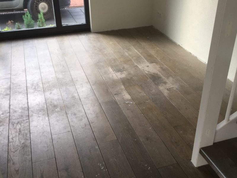 vloer geschuurd Utrecht