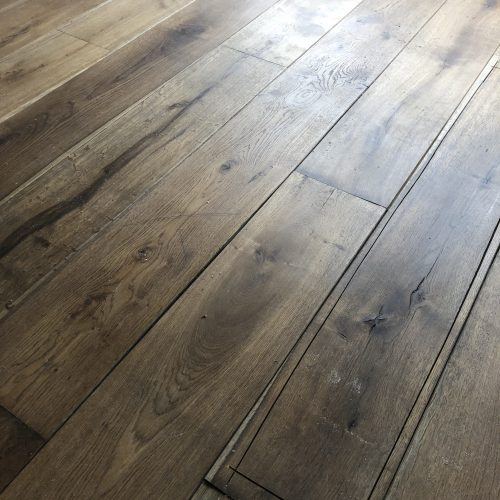 Schade vloer repareren Bilthoven
