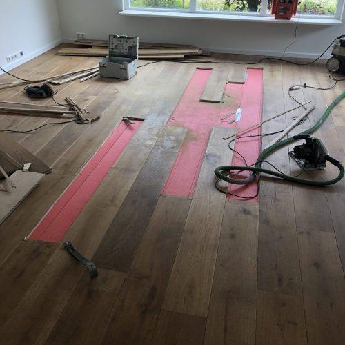 Vloer schuren Bilthoven